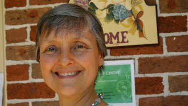 Fighting two charges ... naturopath Marilyn Bodnar.