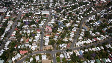 Queensland has seen a bump in property confidence over the past quarter.