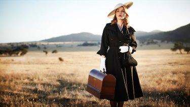 <i>The Dressmaker</i> won three acting awards including Kate Winslet for best actress.