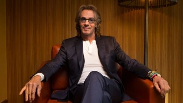 Rick Springfield says Jessie's girl never knew the song was about her.
