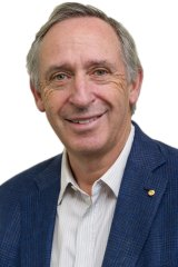 Graeme Southwick, plastic surgeon, and chairman of the Melbourne Institute of Plastic Surgery.