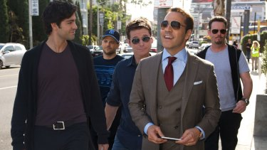 Entourage is now viewed as a movable feast of misogyny. But it's only called sexist now because it feels dumb
