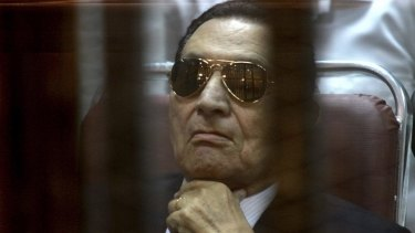 Former dictator Hosni Mubarak was recently acquitted over charges of killing protesters against his rule.