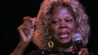 Ernestine Anderson, jazz singer