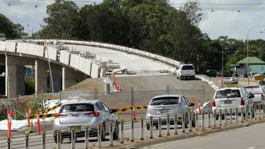 Too often, money has been spent on country highways that are not especially important to the national economy, but are popular with local voters. A case in point is the New England Highway (pictured),