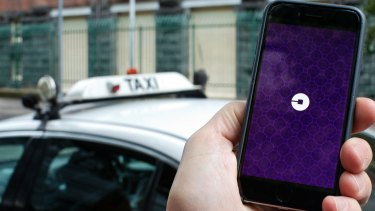 Ride-sharing services, such as Uber, are now legal in Queensland.