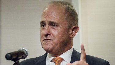 Malcolm Turnbull has been attempting to reassure media bosses about data retention.