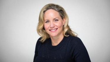 Austrac chief executive Nicole Rose.