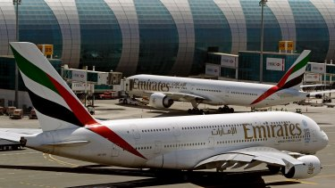 New aircraft mean carriers can bypass stopover points. But hub carriers like Emirates have a cost  advantage if fuel rises, experts say.