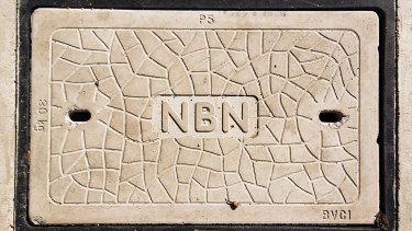 """The wise proverb says """"A watched NBN™ Connection Box will never connect to a high-speed network (via a hybrid fibre coaxial lead-in cable)""""."""