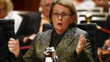 ICAC Commissioner Megan Latham will resign at the end of the month.