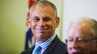 Dumped Northern Territory chief minister Adam Giles could make the switch to federal Parliament.