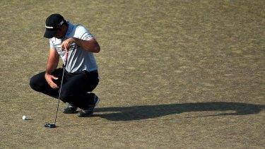 Jason Day struggled with vertigo at the US Open.