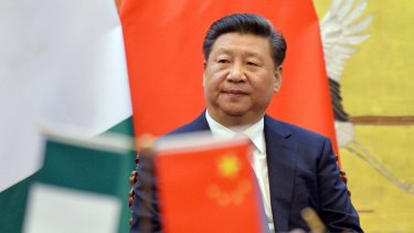 Chinese President Xi Jinping in Beijing in April.