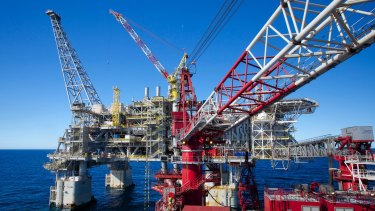 Chevron, ExxonMobil and Shell, the three partners in the Gorgon project on the North West Shelf, charged their local arms $US3.88 billion ($5.2 billion) interest a year.