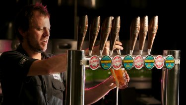 Melbourne's Thunder Road says an investigation into the big brewers' practices is overdue.