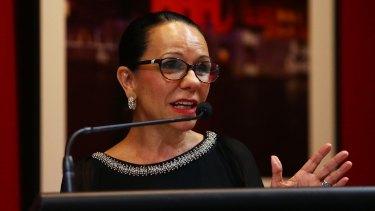 Labor's human services spokeswoman Linda Burney