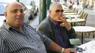 John Khoury and Mick Gatto.