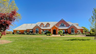 Iona Park, at Moss Vale, which John Alexander purchased in June for $4.8 million.