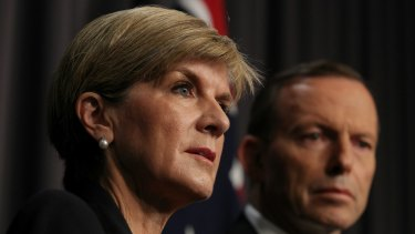 """Indonesian consent would be required and that has not been forthcoming."": Julie Bishop on whether she will request for a court hearing regarding the legality of the Bali nine executions."