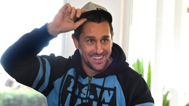 Mitchell Pearce's mentor has backed the halfback to go to the next level at his next club.