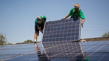 Solar cell technology continues to make rapid advances.