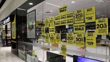 Dick Smith is one of a number of high profile corporate collapses to date this year.
