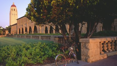 Stanford University was part of the American reinvention.