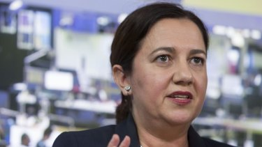 Queensland Premier Annastacia Palaszczuk has refused to rule out a review of Chief Justice Tim Carmody.