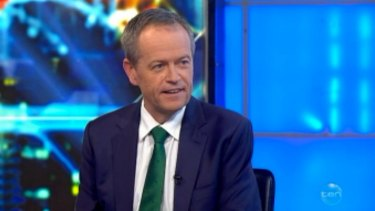 Bill Shorten calls on Malcolm Turnbull to back a banking royal commission.