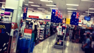 Woolworths has admitted to major merchandising problems at Big W.