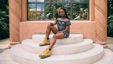 Sampa the Great: ''The culture of rap is liberation music.''
