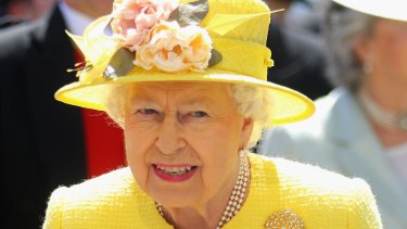 Queen Elizabeth may be forced to miss the Royal Ascot race meeting.
