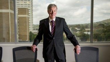 Australian Public Service Commissioner John Lloyd.