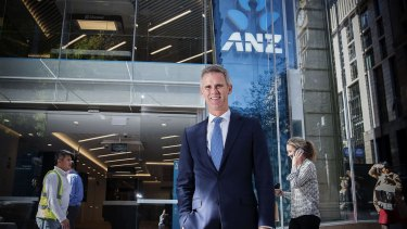 Fred Ohlsson, ANZ's group executive for Australia, says margins will be affected by strong competition for deposits and loans.