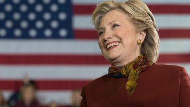 Hillary Clinton is enjoying a clear lead over Donald Trump in the polls.