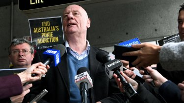 Reverend Tim Costello has strongly supported the action.