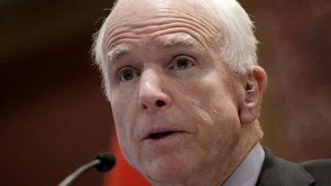 Republican Senator John McCain wants enquiry into Russian cyber activities.