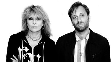 The latest incarnation of the Pretenders is Chrissie Hynde and fellow Akron, Ohio native Dan Auerbach of the Black Keys.