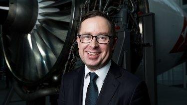 Qantas chief executive Alan Joyce has led a large turnaround of the airline.