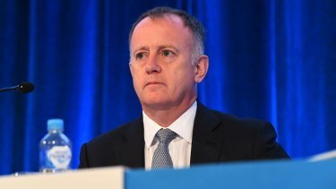 """QBE CEO John Neal described the result in its emerging markets division as """"extremely disappointing""""."""