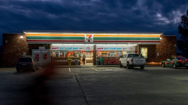 The 7-Eleven business is believed to be worth about $1.5 billion.
