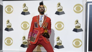 Fantastic Negrito's second Grammy award winning album is a commentary on the US today.