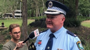 Chief Inspector Phil Brooks is flabbergasted with the Christmas-New Year road toll.