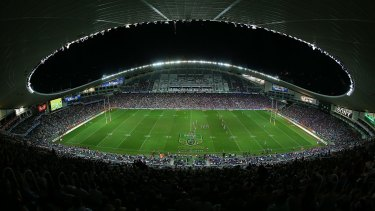 Allianz Stadium.