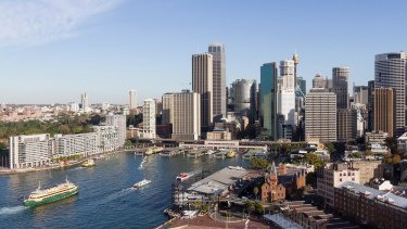 AMP Capital has submitted a development application  to revitalise Sydney's first skyscraper.