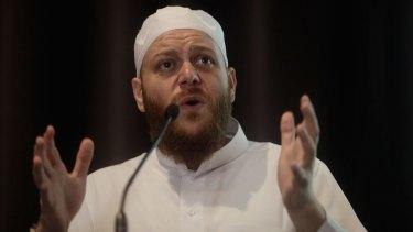Sheikh Shady Al-Suleiman.