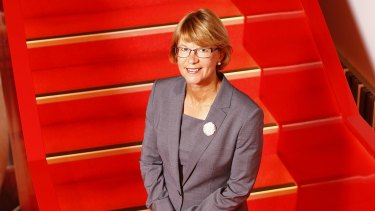 Coca-Cola Amatil managing director Alison Watkins is aiming to restore earnings growth to about 5 per cent.