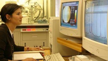 A file photo the CSIRO's Deborah Lau from 2004.