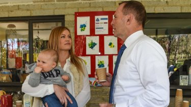 Has Tony Abbott's standing with women recovered?